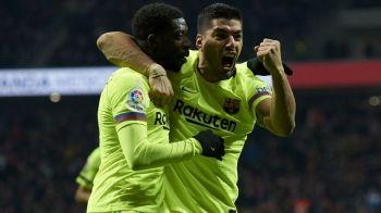 Surpriza TOTALA la Barcelona! Ce se intampla cu Dembele daca revine Neymar
