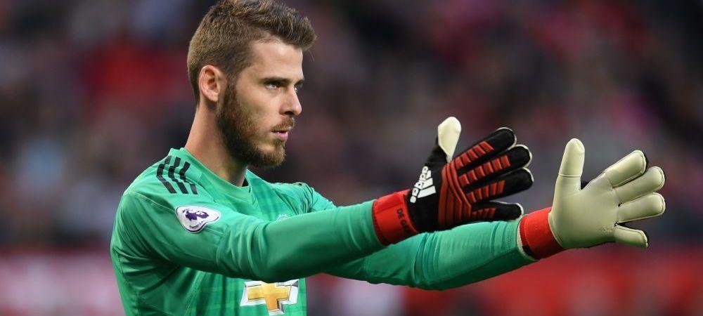 """Gestul de milioane al lui De Gea! Ce a facut portarul lui United pentru o fata de 18 ani care a suferit un accident vascular cerebral: """"Este o adevarata inspiratie!"""""""