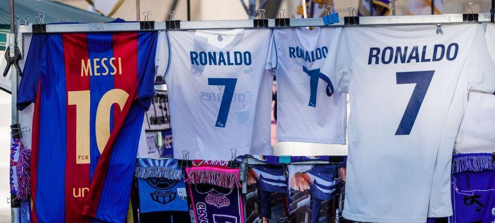 """""""E clar ca Messi si Ronaldo sunt cei mai buni din lume... dar NU in 2018!"""" Balonul de Aur, """"dat"""" unui jucator care nu va prinde finala pentru trofeu"""