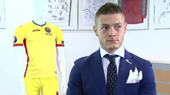 Romania are hainele asigurate daca se califica la EURO 2020! Catalin Botezatu a decis cum ii imbraca pe jucatorii lui Contra! Si pentru tineret are o idee