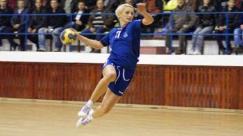 O descopera pe noua Cristina Neagu? Fosta handbalista Ramona Farcau si-a deschis scoala de handbal
