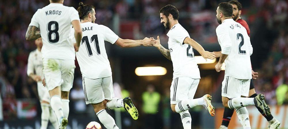 AS Roma - Real Madrid | UMILINTA TOTALA pentru un jucator de top de la Real! Ce a facut Solari: Decizie inexplicabila