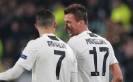 Juventus 1-0 Valencia; Roma 0-2 Real Madrid; Lyon 2-2 Man City | Bayern s-a distrat cu Benfica, United s-a calificat in minutul 90 cu Young Boys | Ajax, calificata in optimi dupa 13 ani