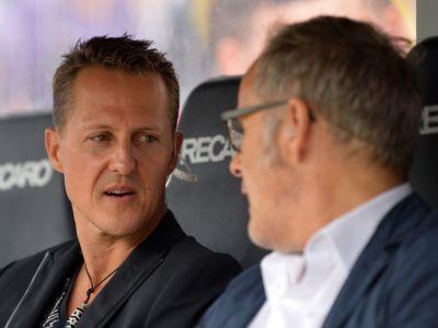 """Arata asa cum il stiti, s-a mai ingrasat la fata!"" Marturia unui preot care l-a vizitat pe Schumacher"
