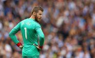 SURPRIZA pentru David de Gea! Decizia luata de Man United in privinta portarului: Au vrut sa evite ce e mai rau