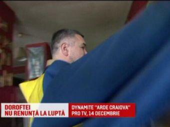 """Strigatul de disperare al lui Doroftei: """"Am ridicat steagul Romaniei, nu pe al familiei mele! Ce mi-ati oferit voi?"""" Vrea sa se mute in Canada"""