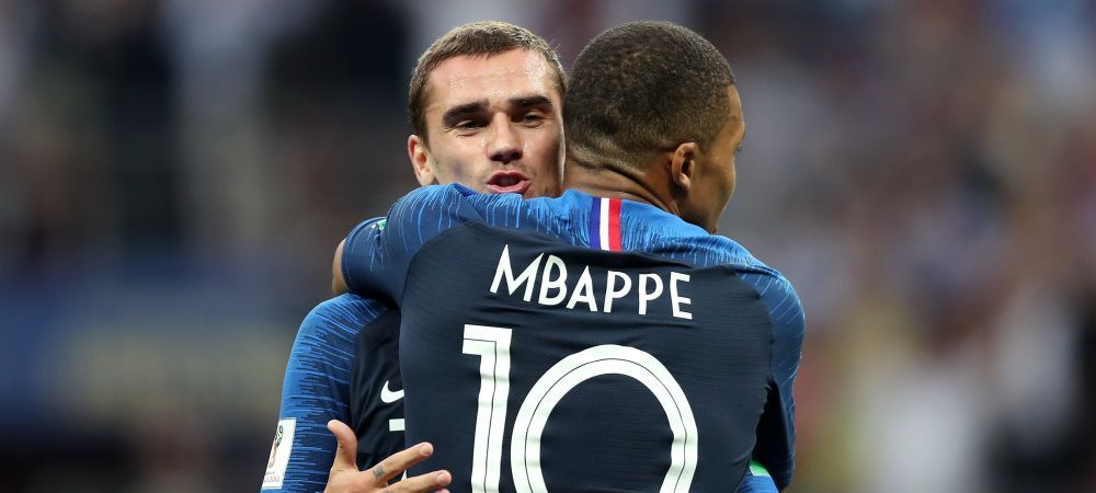 CAZ BIZAR in Franta! Un cuplu francez a apelat la justitie pentru a-si putea numi fiul Griezmann Mbappe: Ofiterul starii civile s-a opus