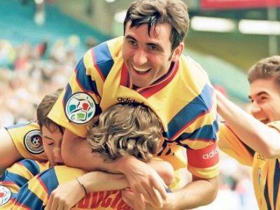 Special www.sport.ro | Si-a luat TV ca sa vada Romania la Euro! Cum i-a schimbat Hagi viata unui chilian