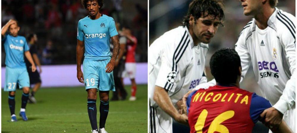 Seara in care fotbalul si-a adus aminte de autogolul lui Nicolita! Moment incredibil in Europa League: un fost jucator de la Bayern a repetat executia lui Banel cu Real Madrid