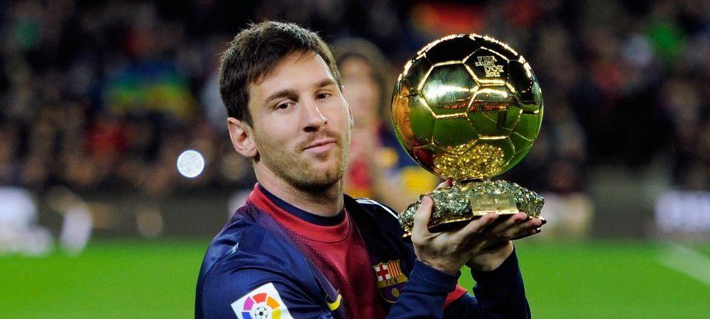 """""""Balonul de Aur isi pierde din valoare daca Messi nu e in cursa!"""" Declaratia surprinzatoare a unui fost antrenor de la Real Madrid: """"Este un pic ciudat"""""""
