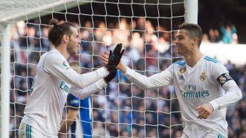 Agentul l-a dat de gol?! Mutarea care ar putea zgudui lumea fotbalului: Gareth Bale ar putea fi din nou coleg cu Ronaldo