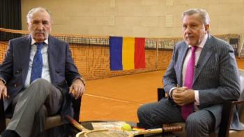 """Interviu eveniment cu Nastase si Tiriac: """"Noi plecam din Romania, dar Romania nu pleca din noi!"""" Intamplare amuzanta la intalnirea cu presedintele Americii"""