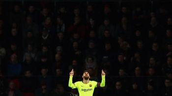 Messi, premiat de UEFA! Distinctia primita de argentinian dupa meciul cu PSV din grupele UCL