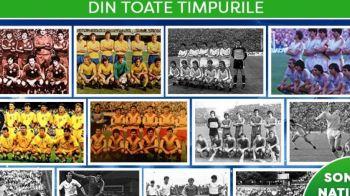 SURPRIZA URIASA! Romania '94 abia pe 4! Cine cred romanii ca au fost cele mai tari echipe din ISTORIA Romaniei