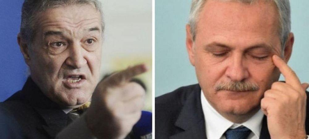 "Gigi Becali, atac devastator la Liviu Dragnea, de Ziua Nationala: ""E cel mai mare gangster al Romaniei! Ii permitem sa distruga o tara"""