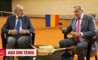Interviu senzational cu Nastase si Tiriac! Ion Tiriac a dezvaluit ce raspuns i-a dat prietenul sau atunci cand i-a cerut banii pentru o comanda la pizza :) VIDEO