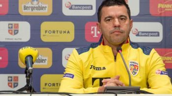 "Contra, optimist dupa tragerea la sorti: ""Sa nu jucam cu Spania in primul meci! Cu toata dragostea v-as duce la EURO, dar tot ce pot sa promit e ca vom da totul!"""