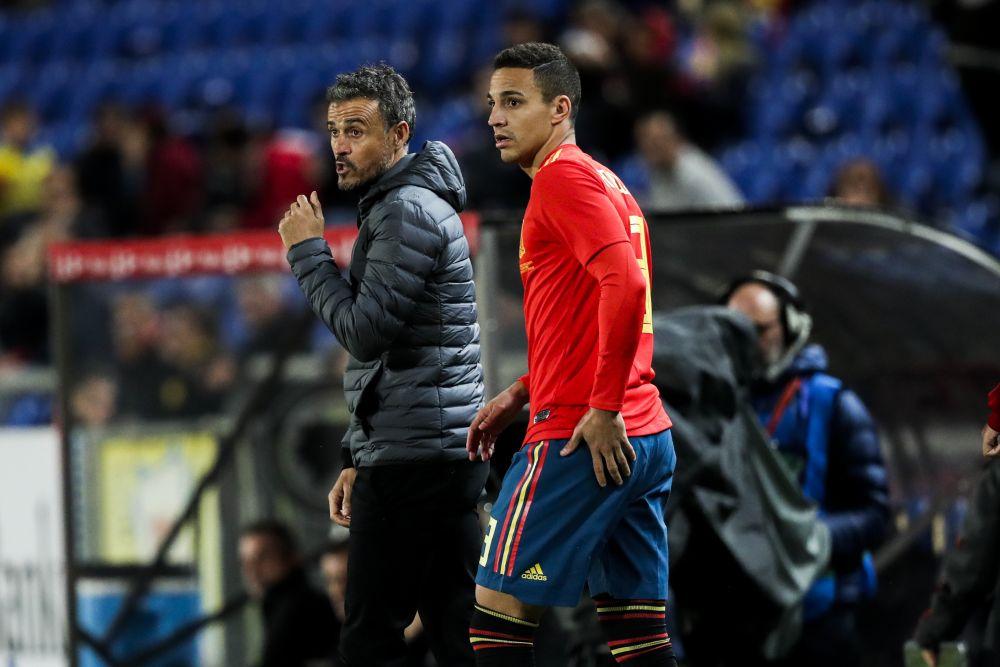 Reactia selectionerului Spaniei dupa ce a picat cu Romania! Luis Enrique: