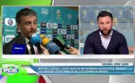 """Reactia selectionerului Spaniei dupa ce a picat cu Romania! Luis Enrique: """"O grupa complicata! Suntem obisnuiti sa vedem rezultate surpriza!"""""""