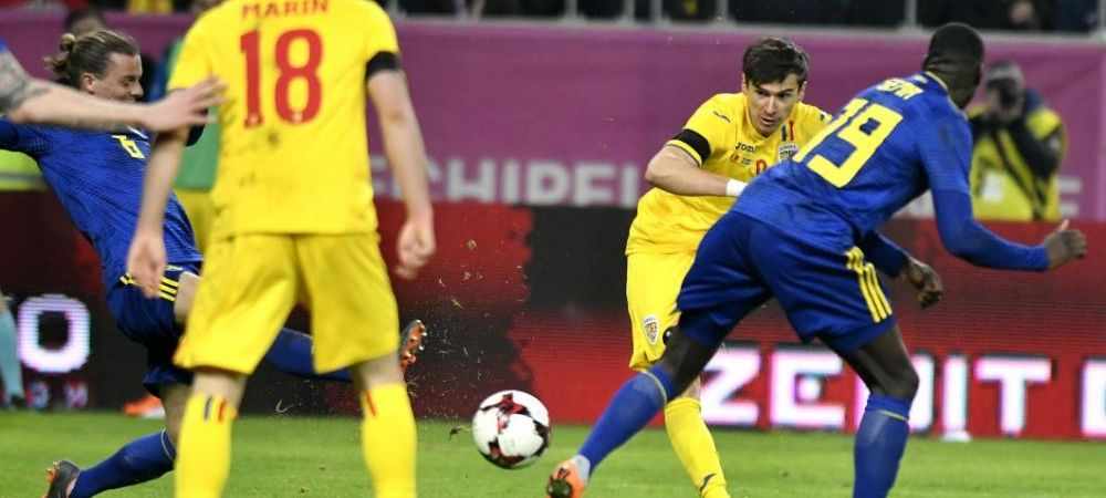 Reactia suedezilor, cand au aflat ca vor intalni Romania in preliminariile EURO! Cine ii sperie cel mai tare pe nordici