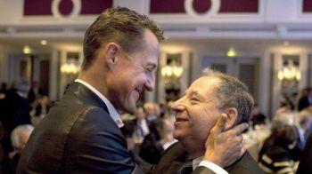 """""""Aproape ca plang! Il vizitez de doua ori pe luna!"""" Cel mai bun prieten al lui Schumacher rupe tacerea! Cum arata fostul campion"""