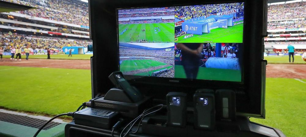 OFICIAL   UEFA a decis! De cand vom avea VAR in Champions League