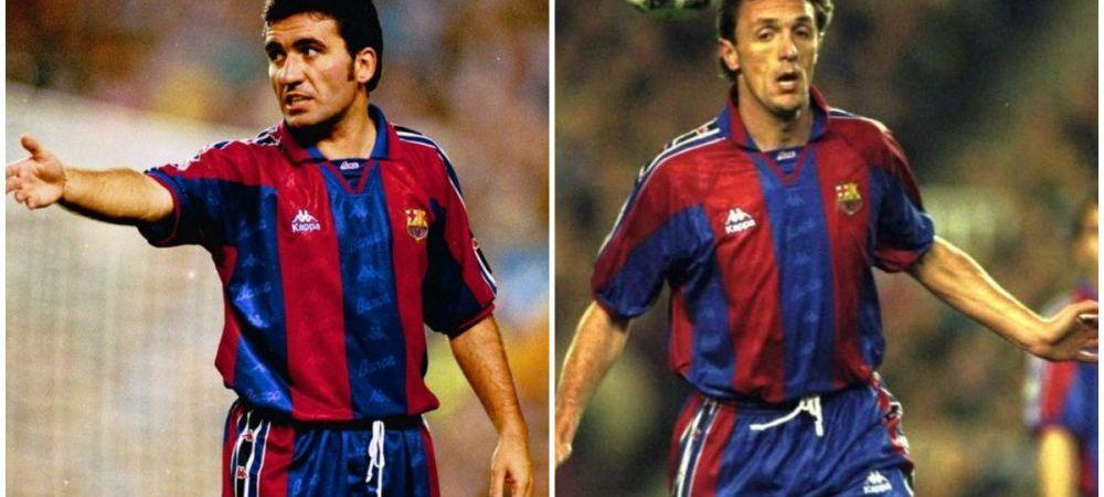 Tragedie in fotbalul din Spania! A murit omul care i-a adus pe Hagi si Popescu la Barcelona