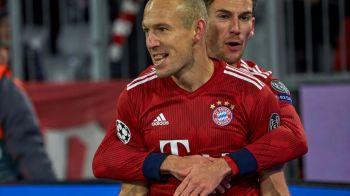 """Robben pleaca de la Bayern dupa 10 ani, dar nu se retrage! Echipa la care are cele mai mari sanse sa mearga: """"Pentru noi ar fi ceva de vis!"""""""