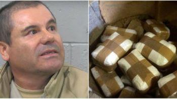 Metoda ingenioasa prin care El Chapo baga 30 DE TONE de cocaina in SUA la un singur transport! Judecatorii au ramas uimiti la proces