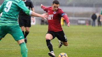"""Stanciu, criticat de antrenorul Spartei! Romanul a fost pus la zid: """"E inacceptabil pentru mine!"""" Gestul facut la ultimul meci a dus la pierderea partidei"""