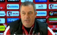 """Ultima solutie a lui Rednic la Dinamo: bataia! :) """"N-au nicio reactie, nu inteleg ce vor baietii astia!"""""""