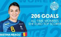 """Cristina Neagu, prima reactie dupa victoria cu Germania: """"Apararea a facut toti banii, Denisa Dedu a fost exceptionala!"""""""