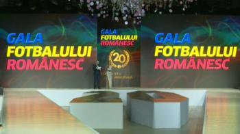 A fost anuntat numele celui mai bun fotbalist roman in 2018! Trei jucatori de la FCSB, premiati! Cine a triumfat la Gala Fotbalului