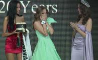 Cum arata fata care a castigat aseara titlul de Miss Romania 2018 // GALERIE FOTO