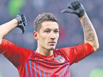 Unde a ajuns sa joace la 30 de ani Mihai Costea, atacantul pe care FCSB visa sa ia milioane de euro