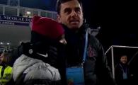 """Dica Jr. blocheaza un transfer de milioane de euro :) """"Baiatul meu e innebunit dupa el, imi cere tricouri, autografe si imi spune sa nu-l vindem!"""""""