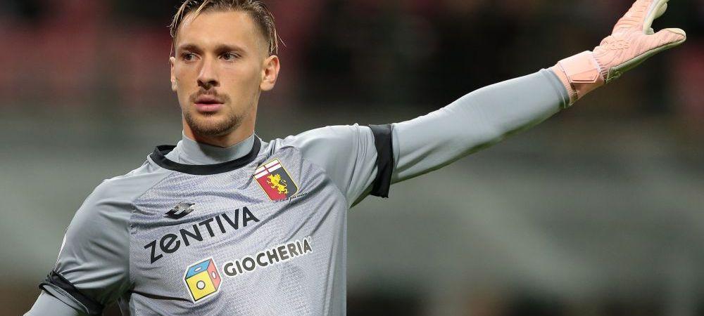 Portarul MINA DE AUR! Italienii anunta discutii pentru transferul lui Radu, dupa doar 10 meciuri bifate de roman in Serie A! Cati bani ii poate aduce Genoai