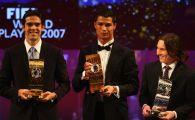Cum arata fotbalul ultima data cand Messi si Ronaldo NU au triumfat la Balonul de Aur! City nu era a seicilor, Neymar nu debutase, Mbappe era la scoala primara
