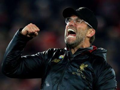 Ce pedeapsa a primit Klopp dupa reactia nebuna de la meciul cu Everton! Antrenorul lui Liverpool a intrat pe teren de bucurie