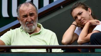 """""""Simona Halep are deja un antrenor"""". Ion Tiriac explica ce se intampla cu Simona dupa despartirea de Darren Cahill"""