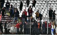 VIDEO: Suporterii dinamovisti si-au iesit din minti la finalul meciului cu CFR, pierdut cu 0-3! Jucatorii nu au fost iertati! Singurul om aplaudat