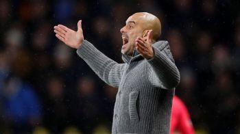 """Prima reactie a lui Guardiola dupa anuntul ca Man City risca EXCLUDEREA din UEFA Champions League: """"Lumea ar trebui sa inceteze!"""""""