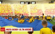 Se joaca din derby in derby! Arena Nationala se poate redeschide pentru ultimul mare meci al anului