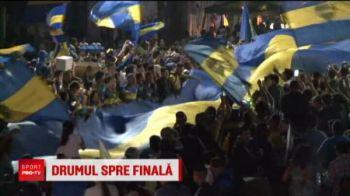 VIDEO FABULOS   Fanii Bocai au facut spectacol la plecarea echipei! Finala Copei Libertadores se joaca la Madrid