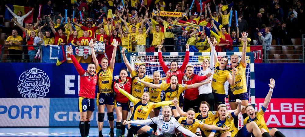 Romania a atins perfectiunea! Ce scrie site-ul oficial EHF dupa cele 3 victorii ale nationalei la Euro 2018! Cum arata adversarele din grupa principala