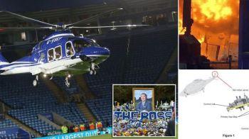 OFICIAL! Cauza accidentului in care a murit patronul lui Leicester a fost anuntata! Defectiune MAJORA a elicopterului