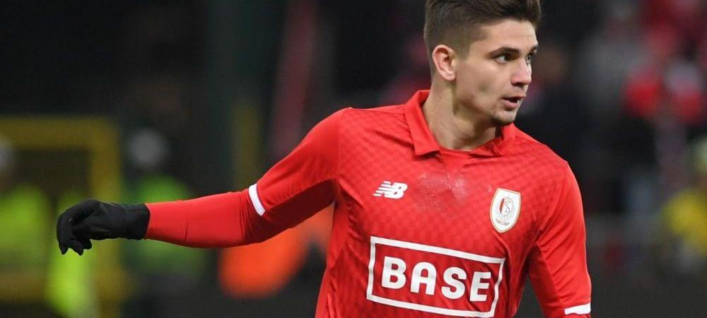 Transferul carierei pentru Razvan Marin, in impas? Anuntul facut in Italia: pe cine a trecut AS Roma pe lista