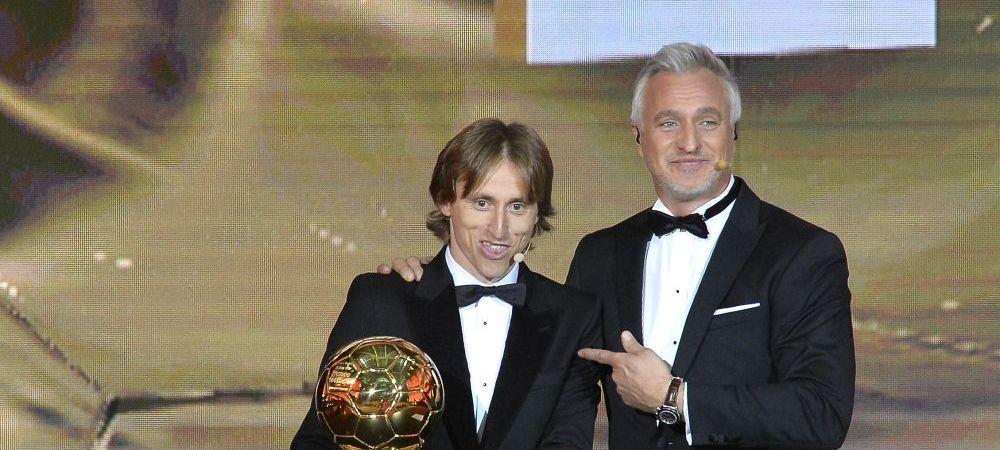 A luat prima de Craciun :) Cu ce suma uriasa s-a ales Modric dupa ce a castigat Balonul de Aur: avea clauza in contract!