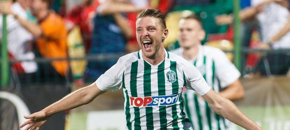 """A fost golgheterul Romaniei si in top 10 GHEATA DE AUR, acum e liber de contract: """"Nu vreau sa ma intorc in Liga 1!"""""""