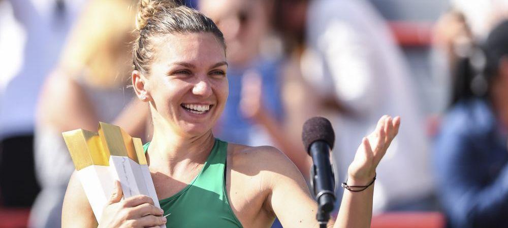 Simona Halep castiga un nou premiu in 2018! E al doilea sezon consecutiv in care reuseste asta